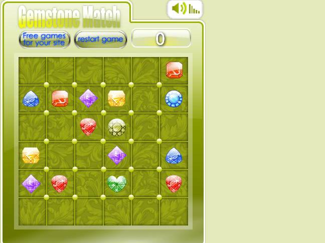 Gemstone Match Screenshot