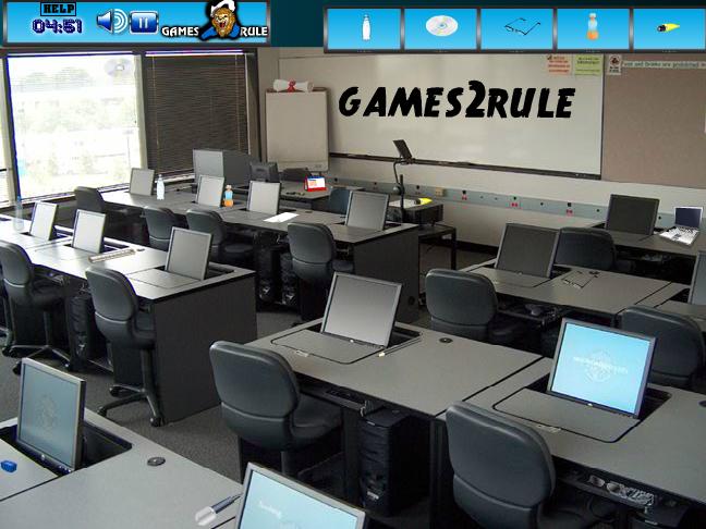 Hidden Computer Lab Screenshot