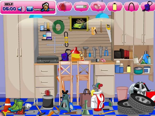 Hidden Garage Screenshot