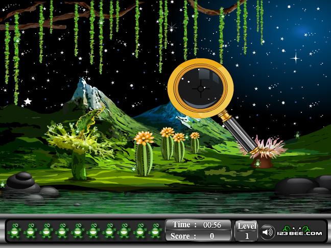 Hidden Monsters Screenshot