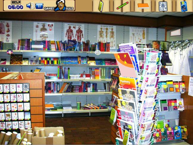 Hidden Shop Screenshot