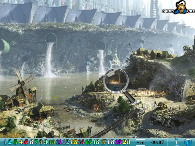 Hiddenfuture Screenshot