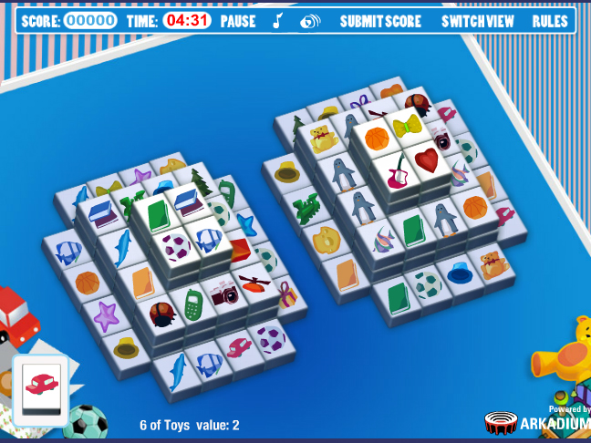 Mahjong Tiles Screenshot