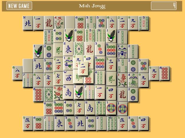 Mahjong Screenshot