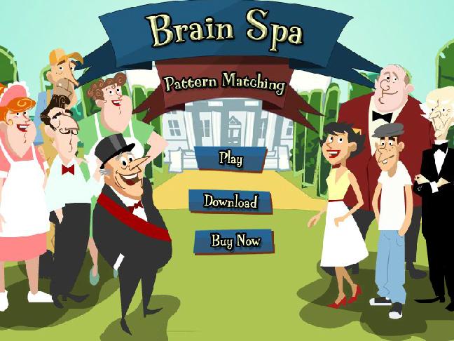 Pattern Brain Buster Screenshot