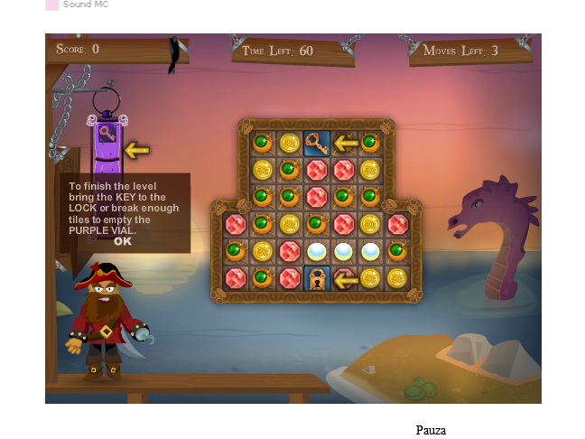 Pirate Chains Screenshot